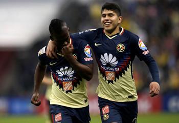 Soccer Football - Club America v Deportivo Saprissa- CONCACAF Champions League