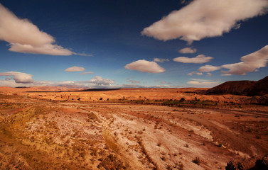 Morocco Desert Valley Ouarzazate