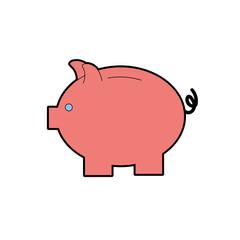 nice pig design to save money