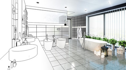 Luxurious Bathroom Furnishing (draft)