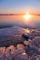 Ice Orbs