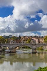ローマの町並み