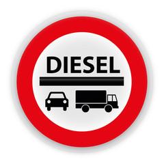 Diesel - Fahrverbot