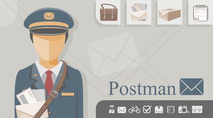 Occupation - Postman