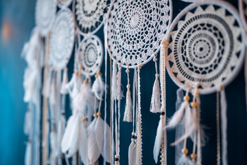 Dreamcatcher in bedroom