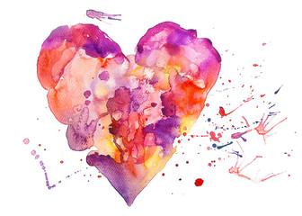 cuore dipinto relazioni
