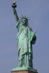 Statue of Liberty NY in full size