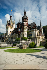 Brasov, Romania, Peles Castle, Lovely castle of Romania