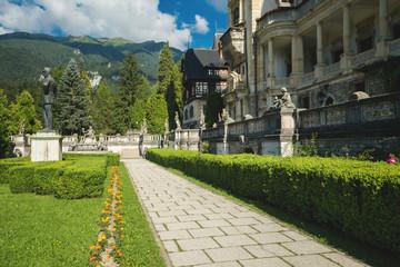 Brasov, Romania, Peles Castle, Lovely castle of Romania