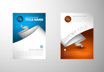 Book Cover Mockup Layout