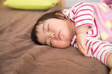 ・赤ちゃん・お昼寝・寝る