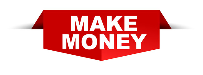 banner make money