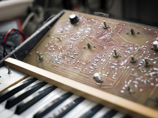 Repair Of Electronic Musical Instrument