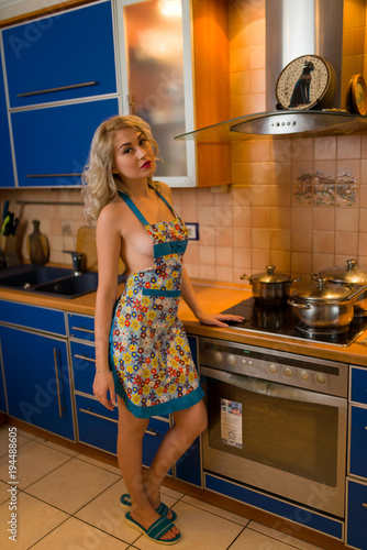 House wife home alone