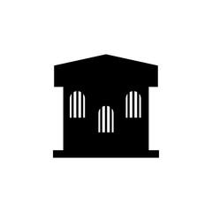 prison building icon
