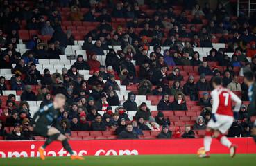 Premier League - Arsenal vs Manchester City