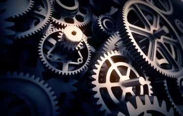 gears detail