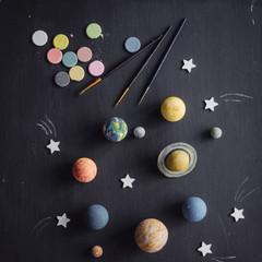 Astronomical models