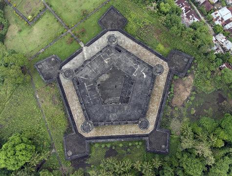 Fort Belgica in Banda Neira island