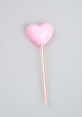 cake decoration or heart shape cake decoration on a background.