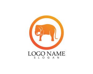 elephant vector logo and symbols template app
