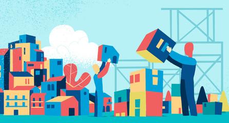 Espandere il Centro Urbano