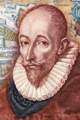 Francisco Sanches portrait from Portuguese money