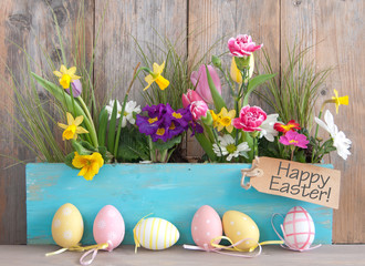 Fototapete - Easter