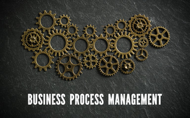 business process management as a complex machine