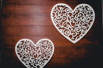 hearts decor
