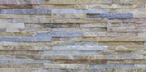 tile, mosaic of stone blocks