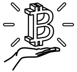 BitCoin Services Icon