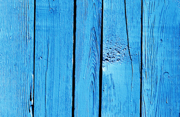 Navy blue color wooden fence pattern.
