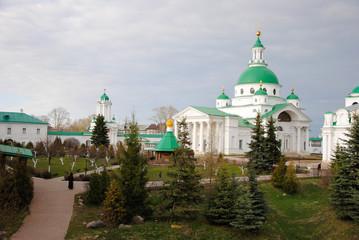 Yaroslavl Region, the city of Rostov, the monastery, the Church.