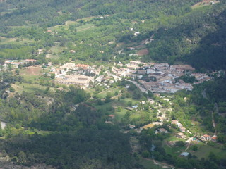 Parque natural  de Cazorla, Segura y Las Villas en Jaen (Andalucia,España)
