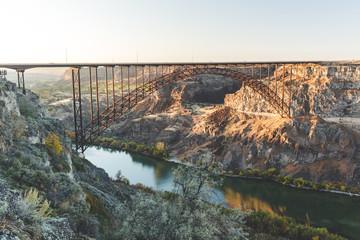 Perrine Bridge in Twin Falls, Idaho