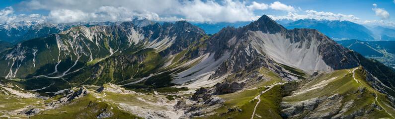 Tirol Seefeld Panorama