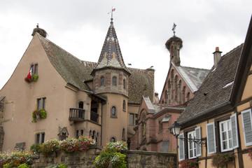 Eguisheim, Alsace, France