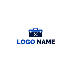 Tool box icon, logo