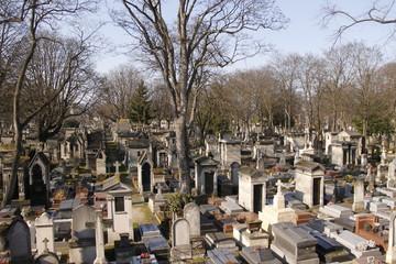 Paris - Cimetière de Montmartre