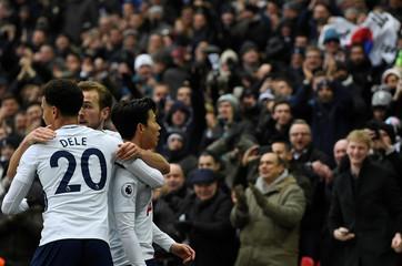 Premier League - Tottenham Hotspur vs Huddersfield Town