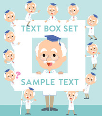 Research Doctor old men_text box