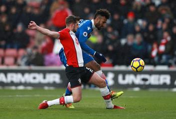 Premier League - Southampton vs Stoke City