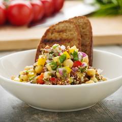 Quinoa Salat - Quinoa salad