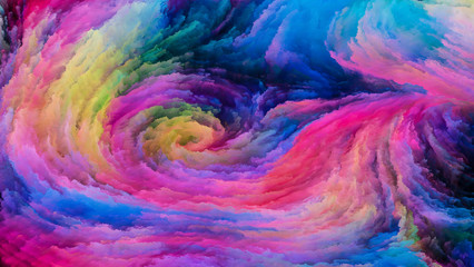 Colorful Paint Reality