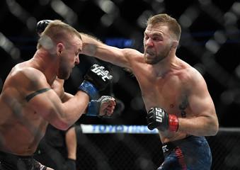 MMA: UFC 222-Caraway vs Stamann