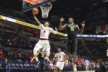 NCAA Basketball: Vanderbilt at Mississippi