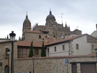 Salamanca, ciudad situada en la comunidad autónoma de Castilla y León (España)