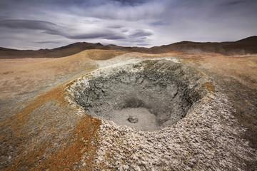 Geysers Sol de Manana, Altiplano, Bolivia