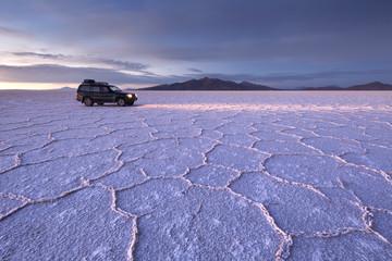 Salt Flats Uyuni (Salar de Uyuni), Altiplano, Bolivia